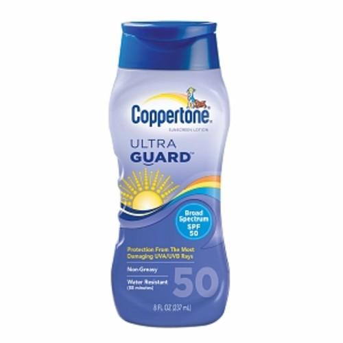 Coppertone Ultra Guard Sunscreen Lotion, SPF 50