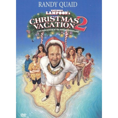 National Lampoon's Christmas Vacation 2: Cousin Eddie's Island Adventure (dvd_video)