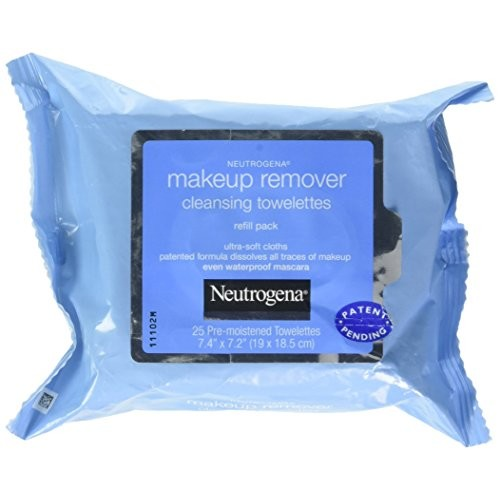 Neutrogena Make-Up Remover Towelettes 25 Count (Refill)