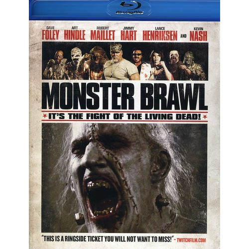 Monster Brawl (Blu-ray Disc)