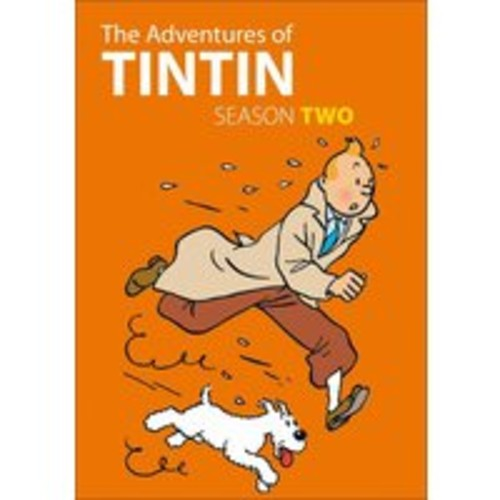 The Adventures of Tintin: Season Two [2 Discs]