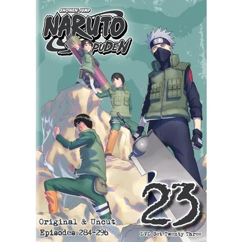 Naruto: Shippuden - Box Set 23 [2 Discs] [DVD]