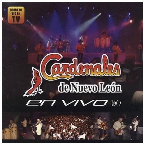 En Vivo Vol 1 CD