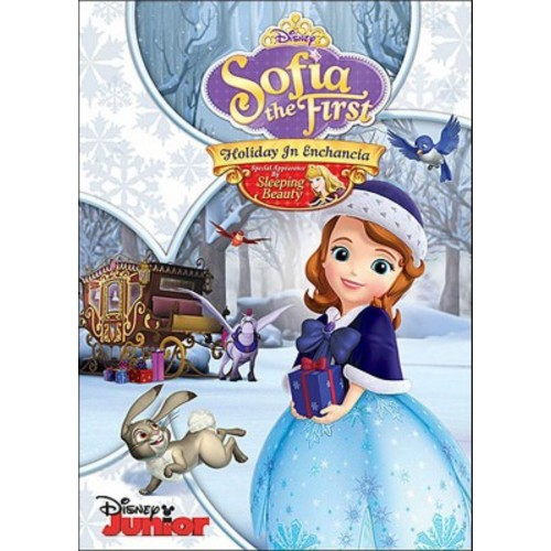 Sofia the First: Holiday in Enchancia (dvd_video)