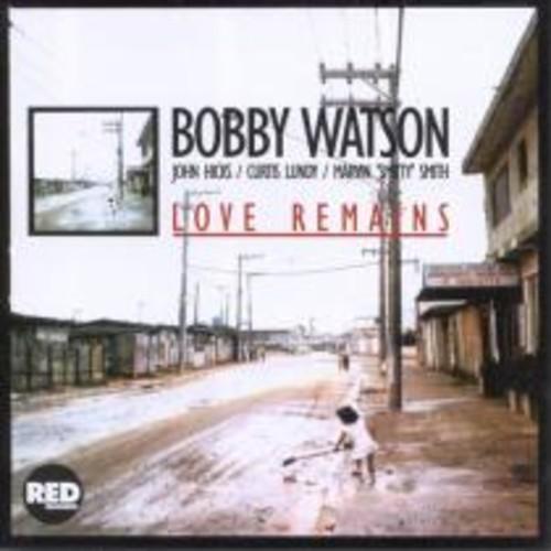 Love Remains [CD]