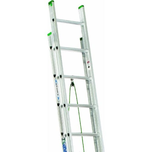 Werner Type III Aluminum Extension Ladder - D1120-2