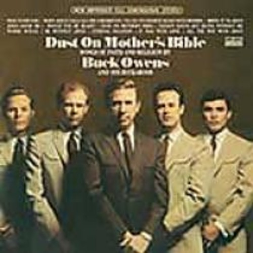 Dust on Mother's Bible [CD]