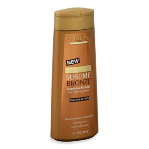 L'Oral Paris Sublime Bronze 6.7 oz. Luminous Bronzer Self-Tanning Lotion