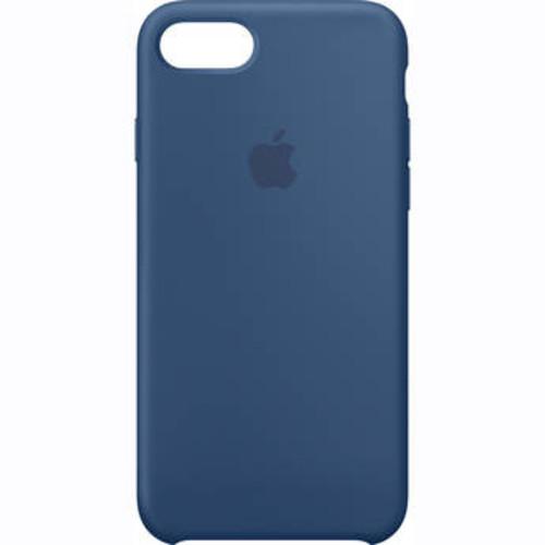 iPhone 7 Silicone Case (Ocean Blue)