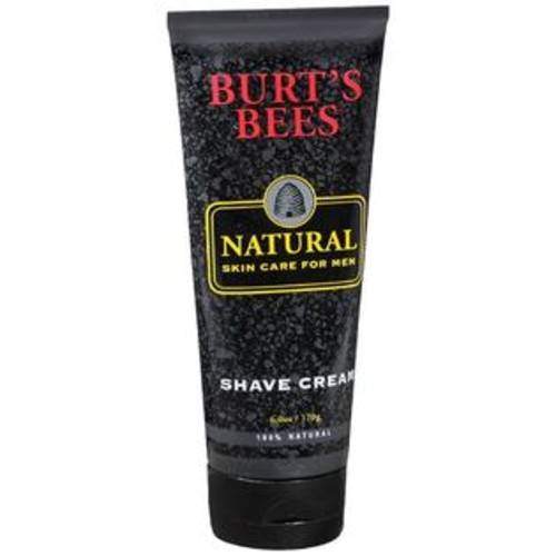 Burt's Bees Natural Skin Care for Men Shave Cream, 6 OZ