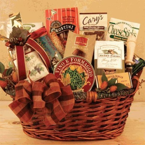 Munchies Galore Gift Basket Christmas Gift Idea, Birthday Gift Idea