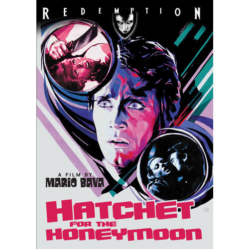 Hatchet for the Honeymoon: Remastered Edition (DVD) [Hatchet for the Honeymoon: Remastered Edition DVD]