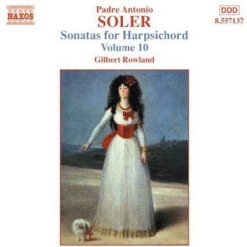 Soler: Sons For Harpsichord Vol 10 CD (2004)