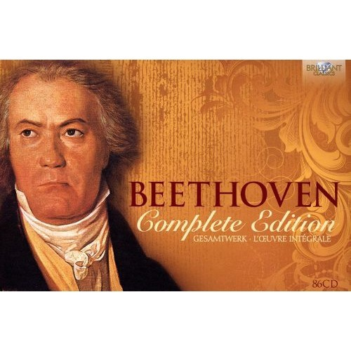 Beethoven Complete Edition (New Version)-CD