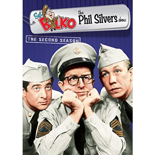 SGT. Bilko - the Phil Silvers Show: Season Two