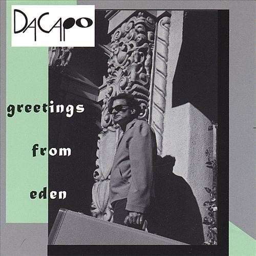 Greetings from Eden [CD]
