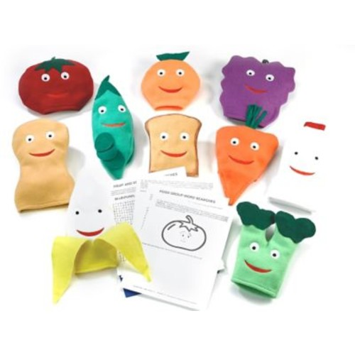 S&S Nutrition Puppets