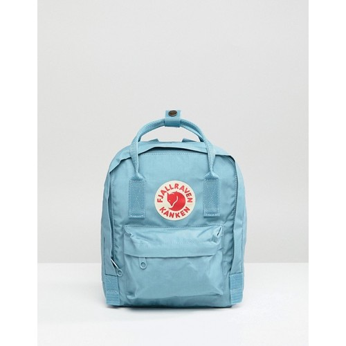 Fjallraven Mini Kanken Backpack in Sky Blue
