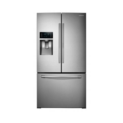 Samsung RF28HDEDBSR 28 cu. ft. Food ShowCase French Door Refrigerator - Stainless Steel