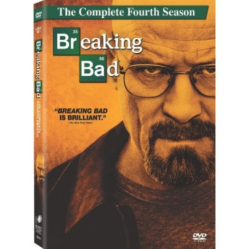 Breaking Bad: The Complete Fourth Season [4 Discs]