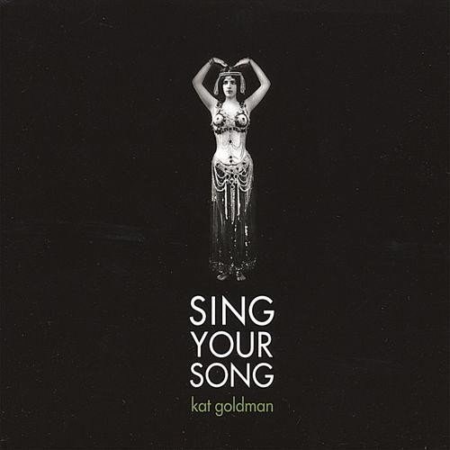 Sing Your Song [CD]