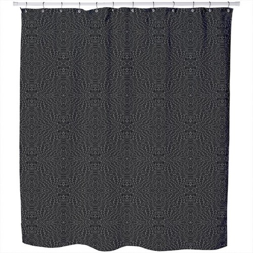 Abstract Surface Shower Curtain