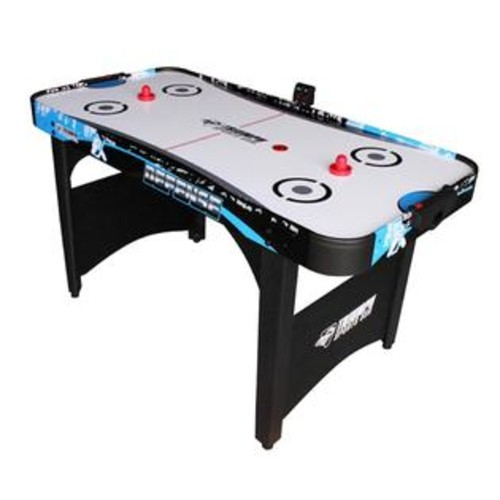 Triumph Sports USA 60 in. Air Hockey Table with Electronic Scorer