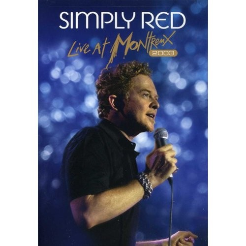 Live at Montreux 2003 [Blu-Ray] [Blu-Ray Disc]