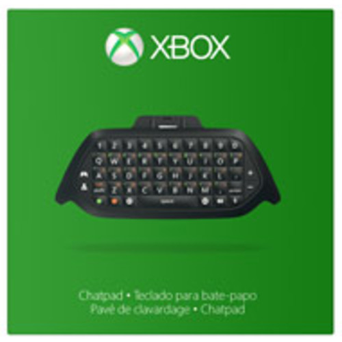Xbox One Chatpad plus Chat Headset