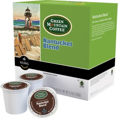 Keurig K-Cup Green Mountain Coffee Nantucket Blend Coffee, 24 Count