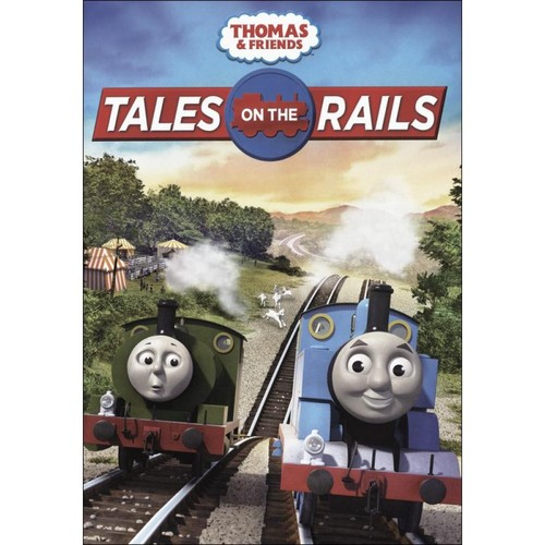 Thomas & Friends: Tales on the Rails [DVD]