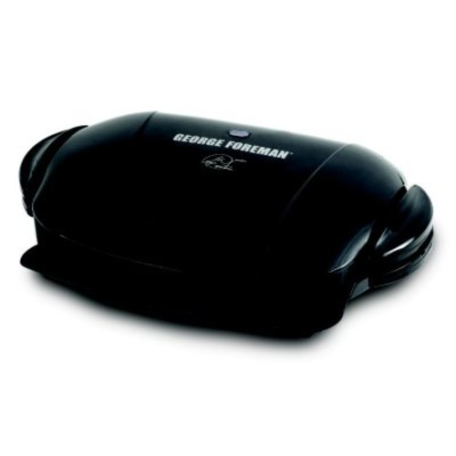 George Foreman Grill with Removable Grilling Plates GRP4