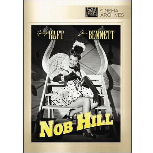 Nob Hill DVD Movie 1945