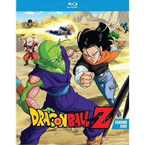 Dragon Ball Z: Season Five (Blu-ray) (Japanese)