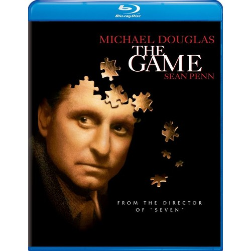 The Game [Blu-ray] [1997]