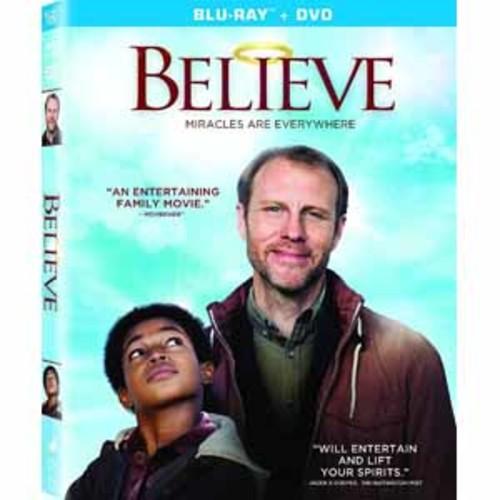 Believe [Blu-Ray] [DVD]