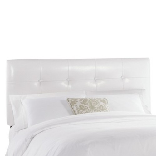 Dolce Faux Leather Headboard - Skyline Furniture