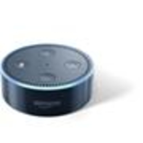 Amazon Echo Dot (Black) Voice-activated virtual assistant