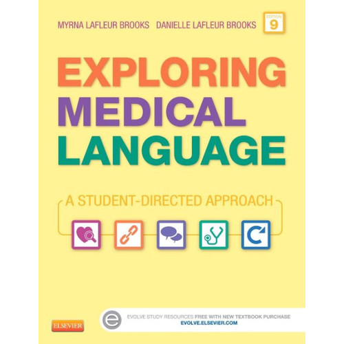 Exploring Medical Language - Text and Audio CDs Package: A Student-Directed Approach / Edition 9