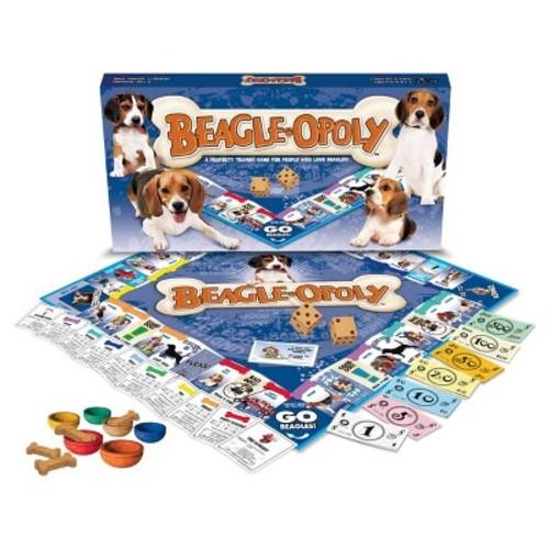 e for the Sky - Beagle-opoly Board Game