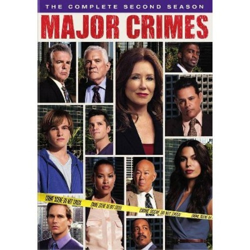 Major Crimes: The Complete Second Season [4 Discs] [DVD]