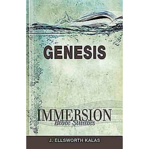 Immersion Bible Studies Genesis (Paperback)