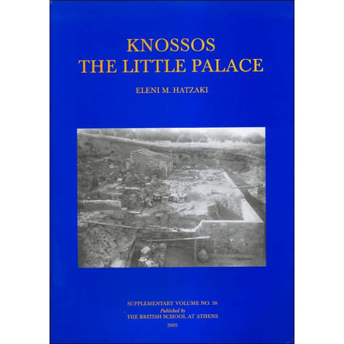 The Little Palace at Knossos