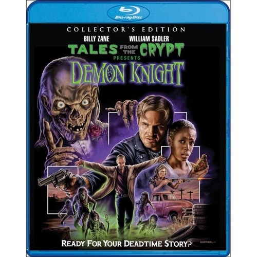 Tales from the Crypt Presents: Demon Knight [Blu-ray] [1995]