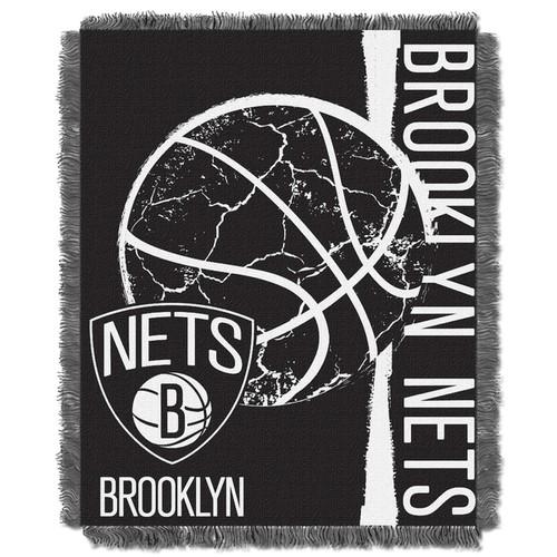 NBA 019 Brooklyn Nets Double Play Throw