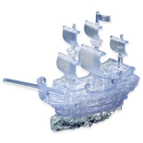 Pirate Ship 98-Piece Original 3D Crystal Puzzle