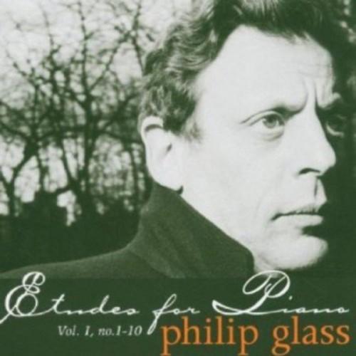 Glass: Piano Etudes Vol.1
