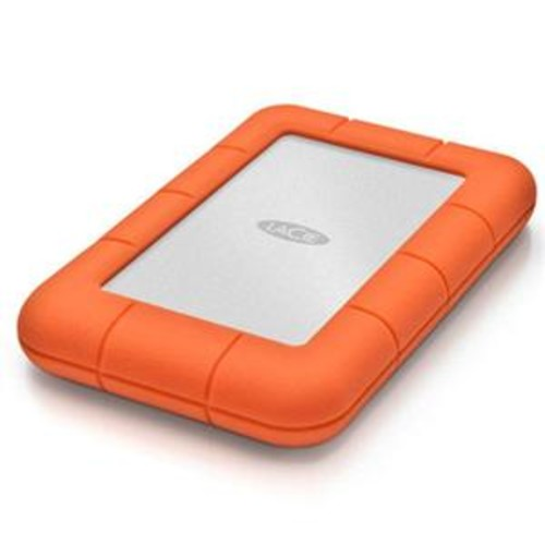 LaCie 2TB Rugged Mini Portable External Hard Drive LAC9000298