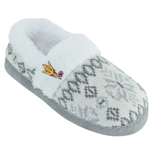 Women's Arizona State Sun Devils Snowflake Slippers