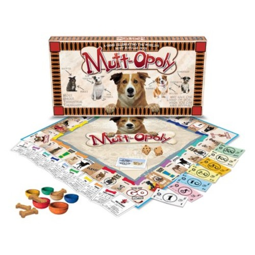 MUTT-OPOLY - Board Game